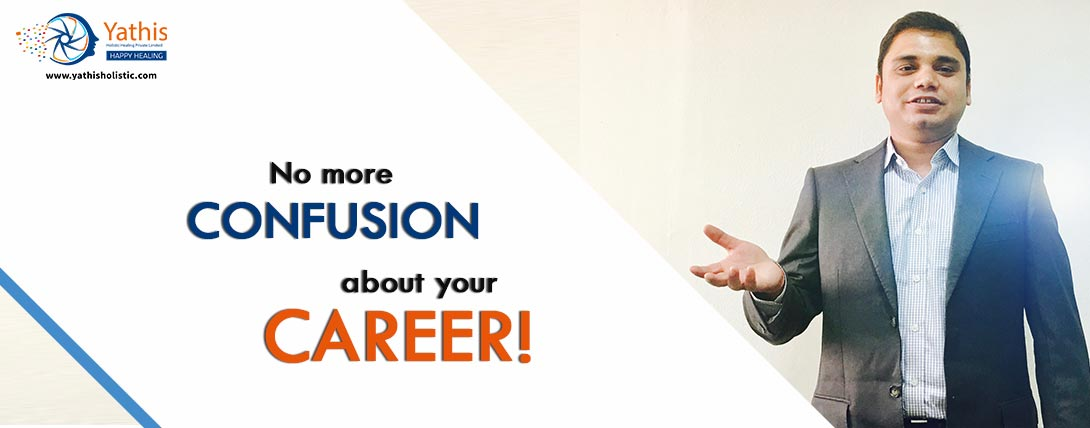 No more confusion about your career!